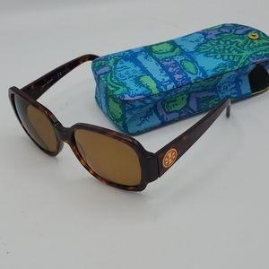 Tory Burch Tortoise Shell Sunglasses TY 7047